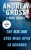 The Andrew Gross Thriller: The Blue Zone, Eyes Wide Open, and 15 Seconds, Gross, Andrew