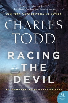 Racing the Devil: An Inspector Ian Rutledge Mystery, Todd, Charles