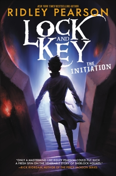 Lock and Key: The Initiation, Pearson, Ridley