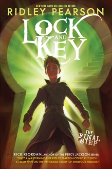 Lock and Key: The Final Step, Pearson, Ridley