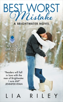 Best Worst Mistake: A Brightwater Novel, Riley, Lia