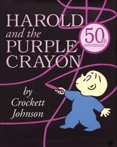 Harold and the Purple Crayon, Johnson, Crockett