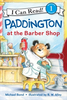 Paddington at the Barber Shop, Bond, Michael