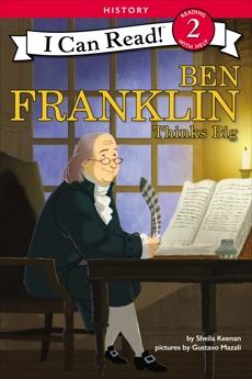 Ben Franklin Thinks Big, Keenan, Sheila