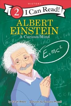 Albert Einstein: A Curious Mind, Albee, Sarah