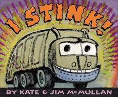 I Stink!, McMullan, Kate
