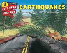 Earthquakes, Branley, Franklyn M.