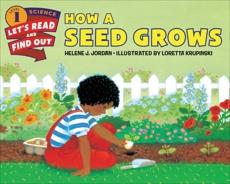 How a Seed Grows, Jordan, Helene J.
