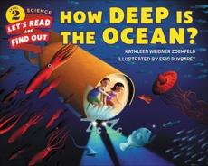 How Deep Is the Ocean?, Zoehfeld, Kathleen Weidner