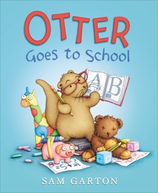 Otter Goes to School, Garton, Sam