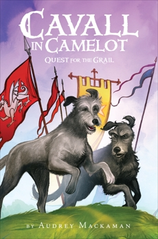 Cavall in Camelot #2: Quest for the Grail, Mackaman, Audrey
