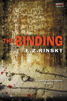The Binding: A Lamb and Lavagnino Mystery, Rinsky, E. Z.