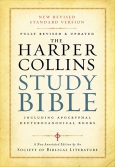 HarperCollins Study Bible: Fully Revised & Updated, Attridge, Harold W. & Society of Biblical Literature