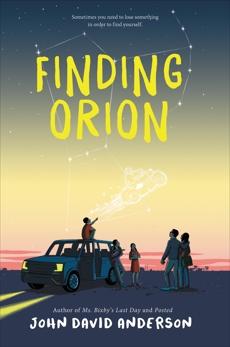 Finding Orion, Anderson, John David