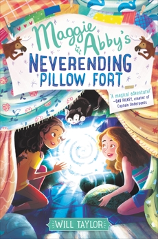 Maggie & Abby's Neverending Pillow Fort, Taylor, Will