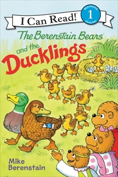 Berenstain Bears and the Ducklings, Berenstain, Mike