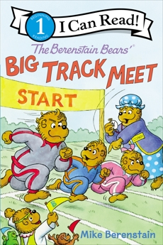 The Berenstain Bears' Big Track Meet, Berenstain, Mike