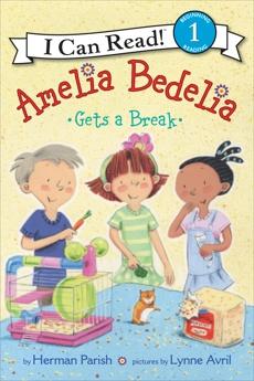 Amelia Bedelia Gets a Break, Parish, Herman