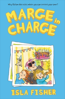 Marge in Charge, Fisher, Isla