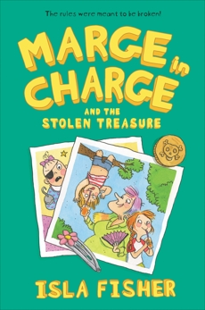 Marge in Charge and the Stolen Treasure, Fisher, Isla