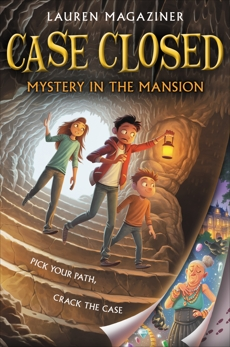 Case Closed #1: Mystery in the Mansion, Magaziner, Lauren