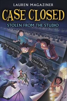 Case Closed #2: Stolen from the Studio, Magaziner, Lauren