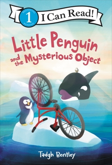 Little Penguin and the Mysterious Object, Bentley, Tadgh