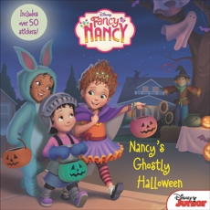Disney Junior Fancy Nancy: Nancy's Ghostly Halloween, Tucker, Krista