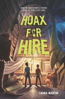 Hoax for Hire, Martin, Laura