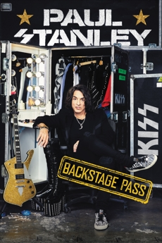 Backstage Pass, Stanley, Paul