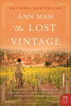 The Lost Vintage: A Novel, Mah, Ann