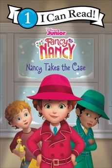 Disney Junior Fancy Nancy: Nancy Takes the Case, Saxon, Victoria