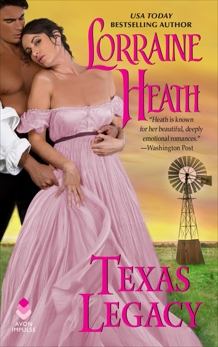 Texas Legacy, Heath, Lorraine
