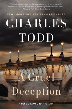 A Cruel Deception: A Bess Crawford Mystery, Todd, Charles