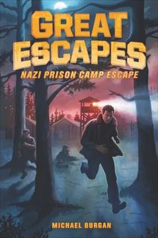 Great Escapes #1: Nazi Prison Camp Escape, Burgan, Michael