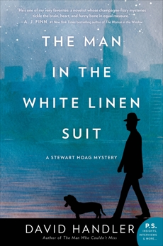 The Man in the White Linen Suit: A Stewart Hoag Mystery, Handler, David