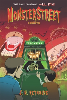 Monsterstreet #3: Carnevil, Reynolds, J. H.