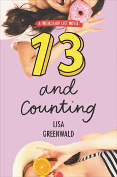 Friendship List #3: 13 and Counting, Greenwald, Lisa