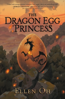 The Dragon Egg Princess, Oh, Ellen