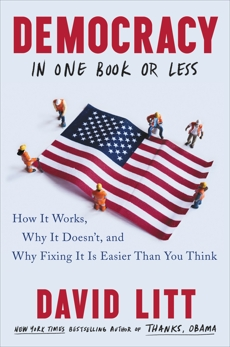 Democracy in One Book or Less: How It Works, Why It Doesn't, and Why Fixing It Is Easier Than You Think, Litt, David