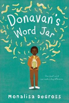 Donavan's Word Jar, DeGross, Monalisa