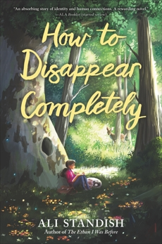 How to Disappear Completely, Standish, Ali