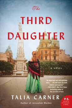 The Third Daughter: A Novel, Carner, Talia
