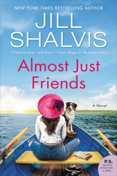 Almost Just Friends: A Novel, Shalvis, Jill
