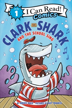 Clark the Shark and the School Sing, Hale, Bruce