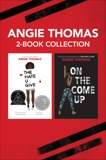 Angie Thomas 2-Book Collection: The Hate U Give and On the Come Up, Thomas, Angie