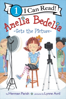 Amelia Bedelia Gets the Picture, Parish, Herman
