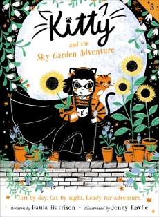 Kitty and the Sky Garden Adventure, Harrison, Paula