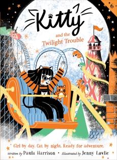 Kitty and the Twilight Trouble, Harrison, Paula