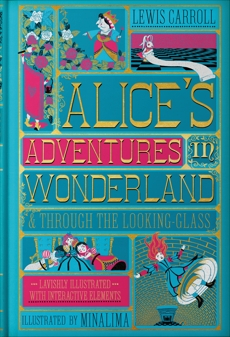 Alice's Adventures in Wonderland & Through the Looking-Glass, Carroll, Lewis